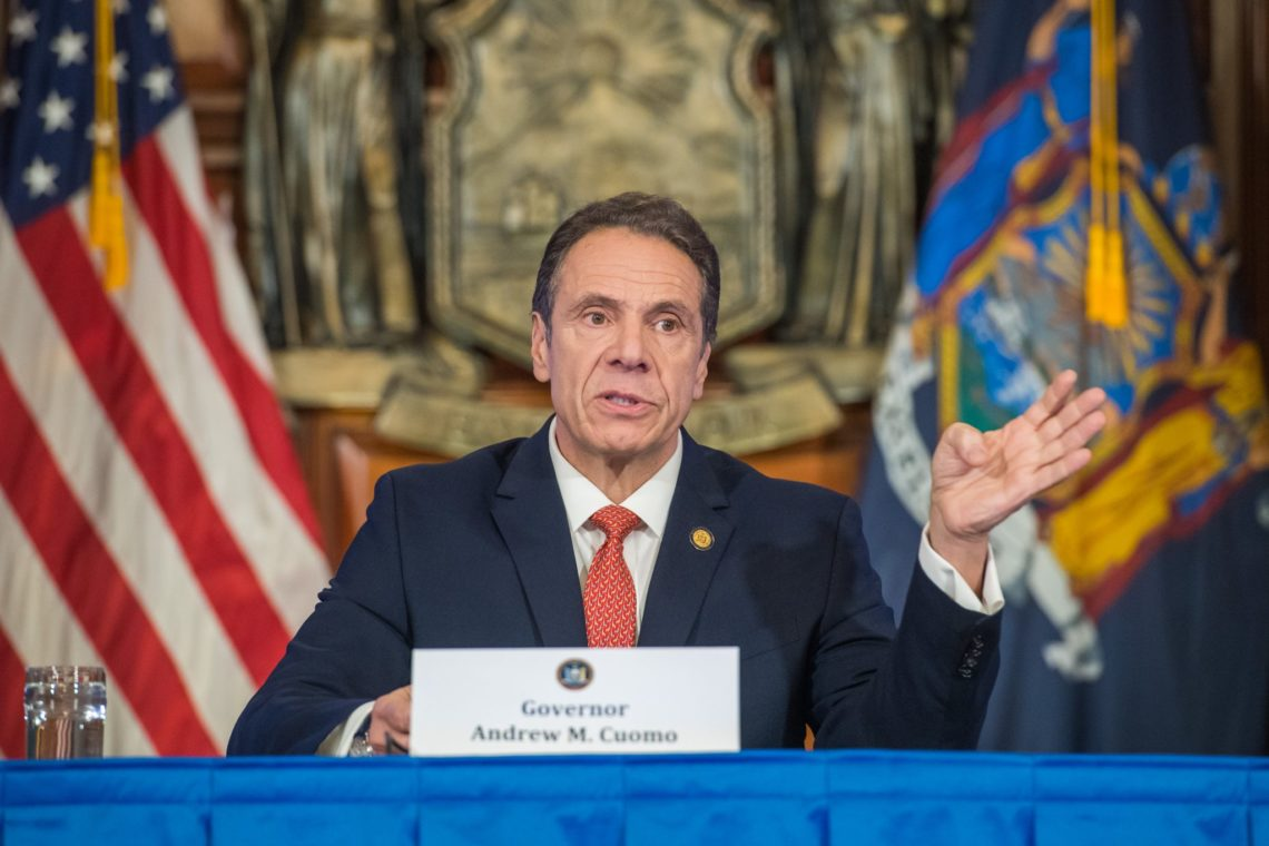New Cuomo Executive Order