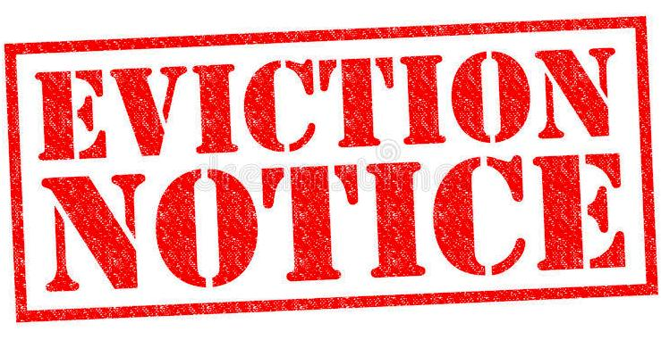 Landlord tenant eviction & bankruptcy